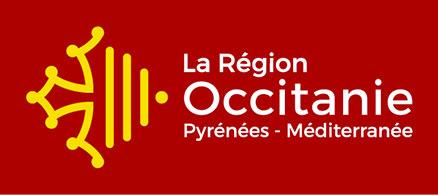 logo Région Occitanie partenaire du Syndicat Melons du Quercy